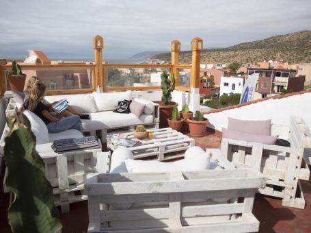 Wavetours Surfhouse Marokko